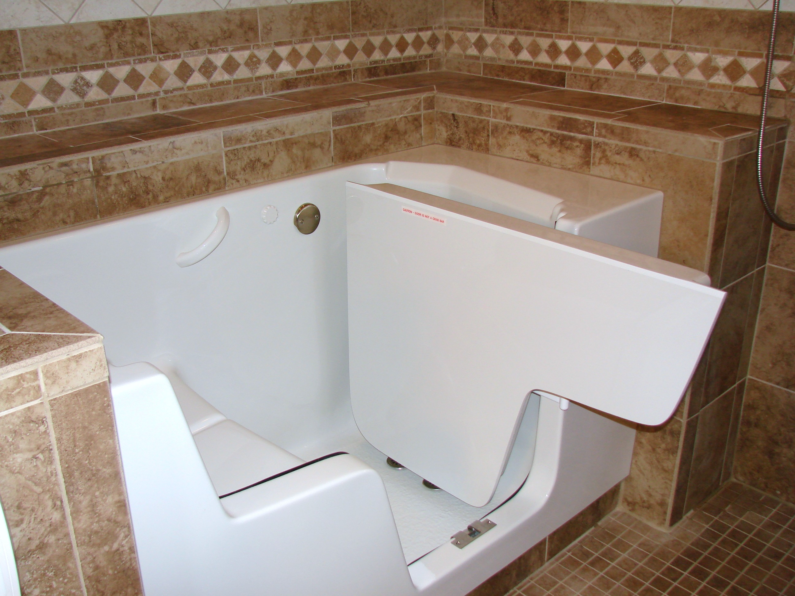 Universal design accessible bath technologies Universal design home plans